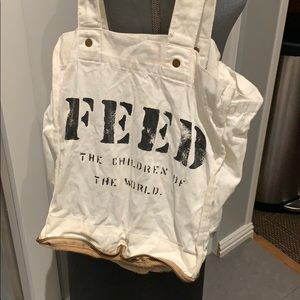 Handbags - Authentic FEED Tote Bag